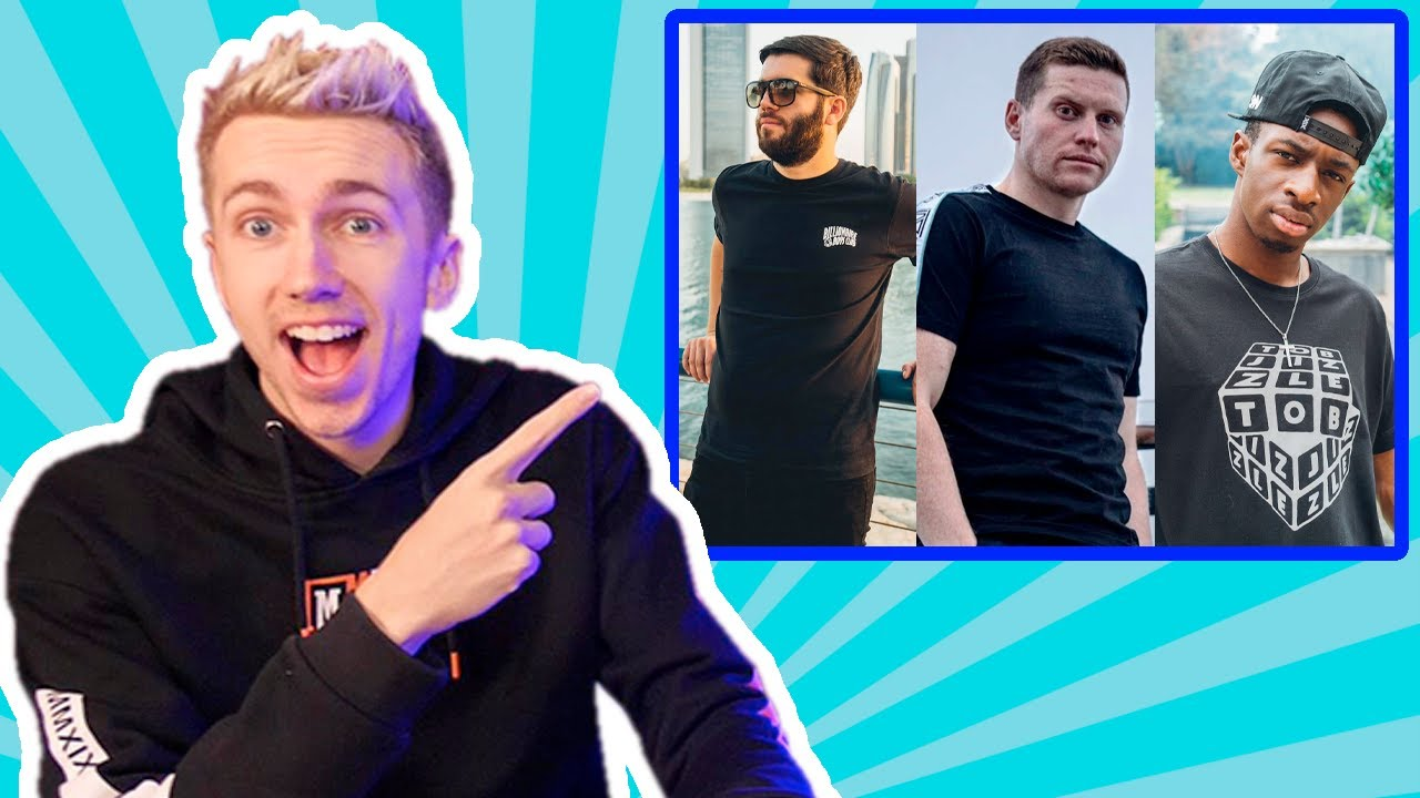 ZERKAA vs TOBJIZZLE vs BEHZINGA vs MINIMINTER - The Battle Is On!!