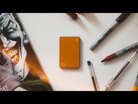 The BEST portable SSD Drive! // Angelbird SSD2GO PKT