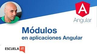 Módulos en Angular