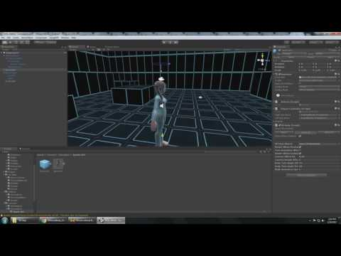 Livestream: Adding 'VR Body' with 'VR Step' Asset
