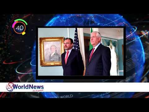 60 segundos de Información - World News en Español - mundo - 12-14-17