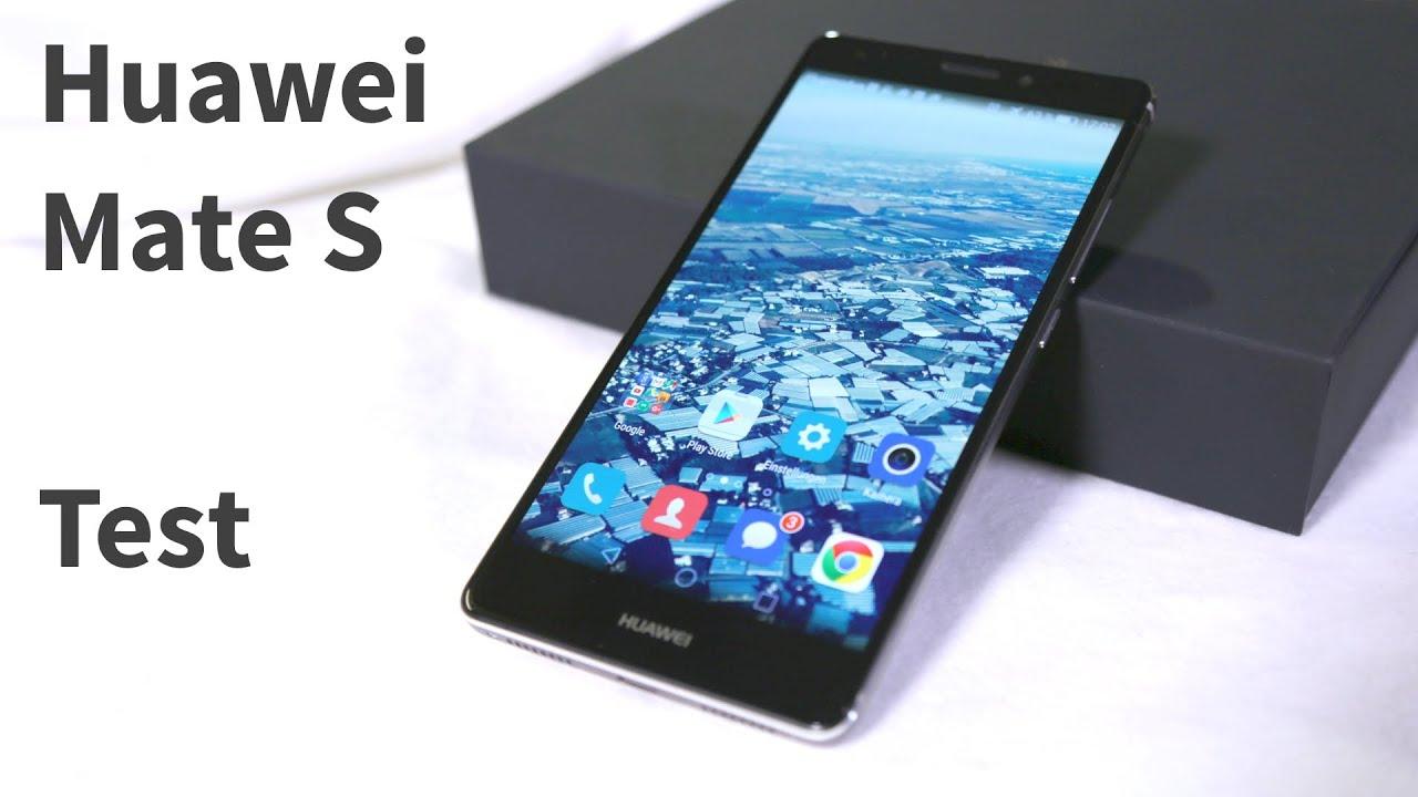 Huawei Mate S - Test (deutsch) - GIGA.DE