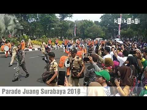 Parade Juang Surabaya 2018 #1