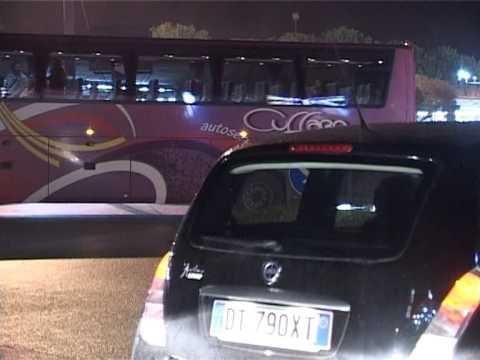 SICILIA TV (Favara) Autobus di linea Favara Palermo. Non cambia il luogo di partenza e/o arrivo