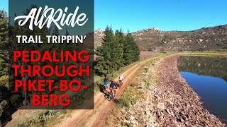 Piket-bo-berg with the Trail Trippin' crew - ALL RIDE EP22