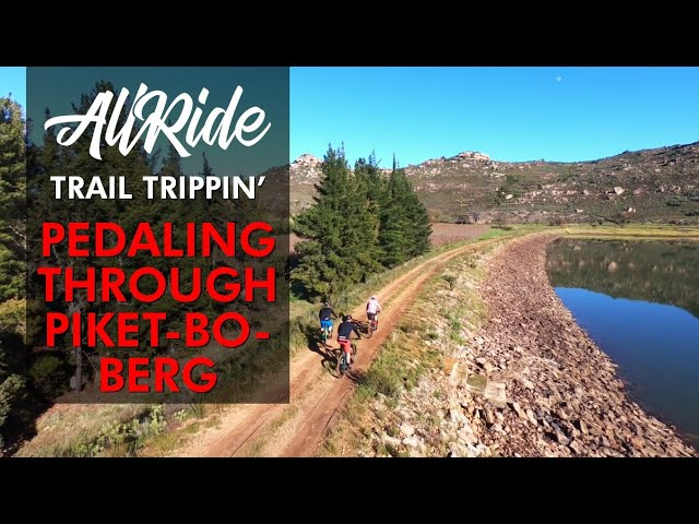 ALL RIDE EP22 - Trail Trippin' Through the Piketberg