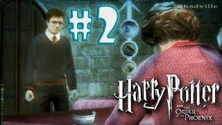 Harry Potter and the Order of the Phoenix (PC) Прохождение #2: Долорес Амбридж