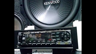 KENWOOD KDC-8007 Cd Player - Receiver AM/FM -  Multi CD/MD con…