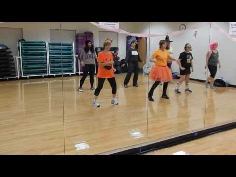 Halloween The Adam's Family Zumba GOLD or Zumba KIDS! #ZumbaGold