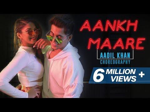 Aankh Marey   Simmba   Ranveer Singh, Sara Ali Khan   Aadil Khan Choreography