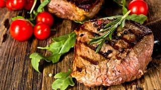 Как приготовить вкуснейший рубленный бифштекс на гриле