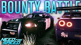 10 MINUTE BOUNTY BATTLE | Need for Speed 2015 Gameplay w/ The Nobeds