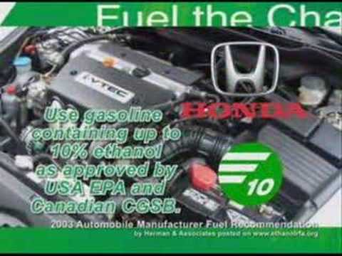 """SEAOIL - Ethanol """"Fuel the Change"""" Video"""