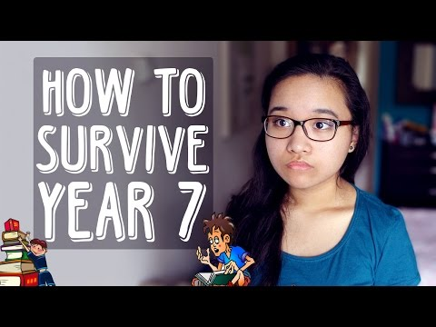 10 TIPS: SURVIVING FIRST YEAR OF SECONDARY SCHOOL