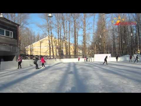 Ice Skating Rink Pikalevo