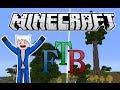 ماينكرافت: بث #ارت_كرافت مع الشباب : Minecraft Live Stream FTB