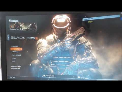 FIX BLACK OPS 3 FPS LAG WITH PROOF 100% WORKS