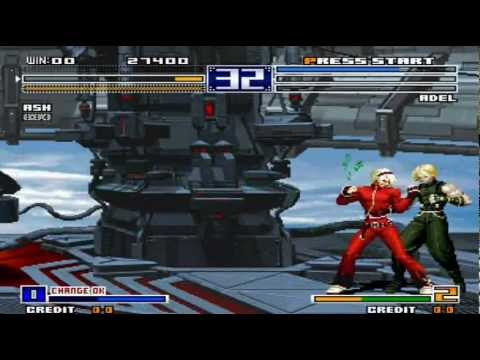 The King of Fighters 2003  - Tizoc/Ash/Iori playthrough