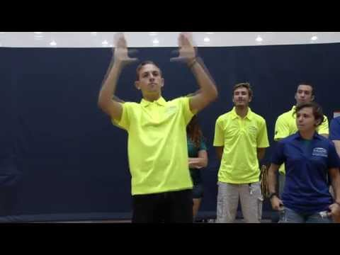 New Student Orientation Pep-Rally - August 2014