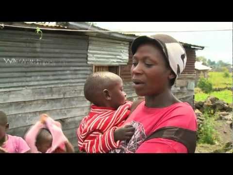 DR Congo: children of conflict return home