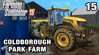 Let's Play Farming Simulator 2015 | Coldborough Park Farm #15