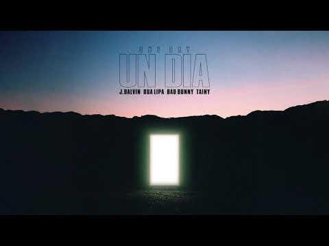 (Official Instrumental) J. Balvin, Dua Lipa, Bad Bunny, Tainy - UN DIA (ONE DAY)