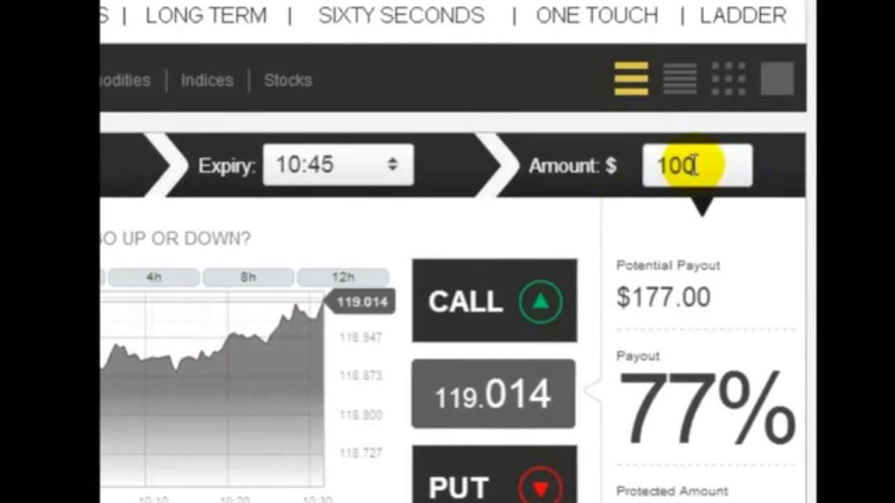 Free binary option trading software