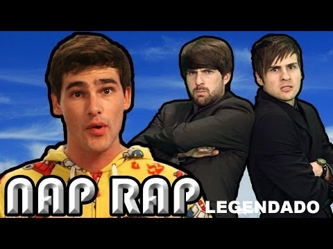 NAP RAP - The Warp Zone feat. SMOSH LEGENDADO