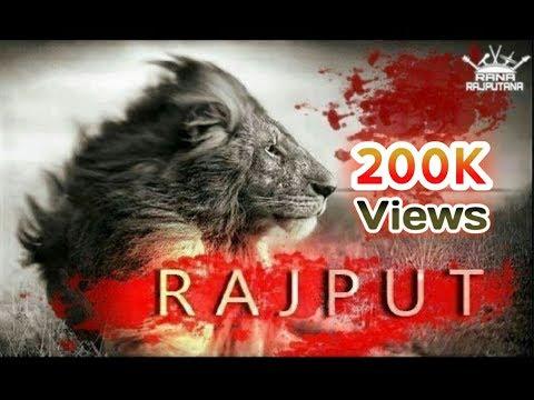 New Rajput Song 2017 -Rajputa ki Shaan |S.K & Sankar kulaniya | RANA RAJPUTANA