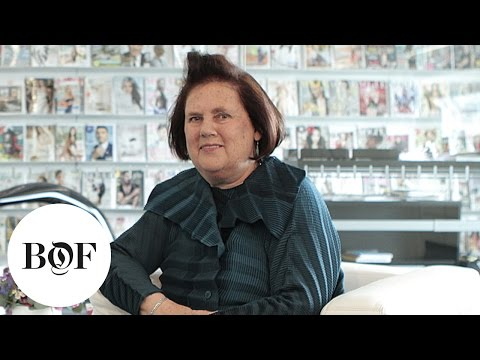 Inside Suzy Menkes' New Digital World [Full] | The Business of Fashion