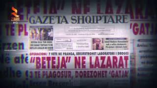 zjarr televizion shtypi i dites 13 dhjetor
