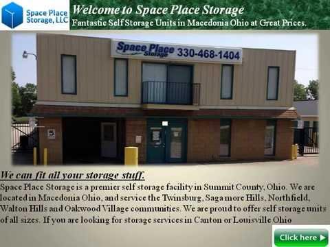 Space Place Storage Macedonia Ohio Self Storage Units