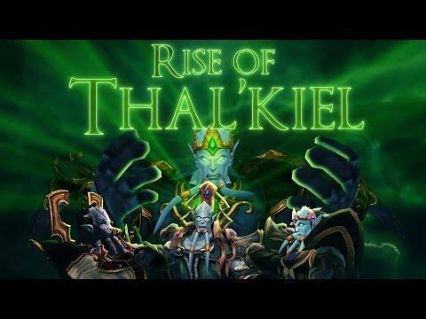 History of the Eredar Part 3: Rise of Thal'kiel [Lore Video]