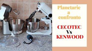 Robot da cucina planetaria CEC…