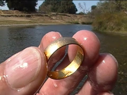 My Best River Hunt: Lots Of Silver And Gold Jewelry!!