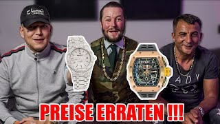 Guessing Richard Mille Prices with Montanablack & Memo 💸 ENGLISH SUB