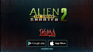 Alien Shooter 2 - The Legend Android Game Play