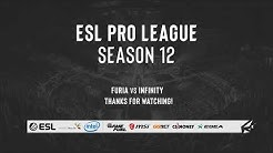 LIVE: Infinity Esports vs FURIA - ESL Pro League - Special Qualifier - NA