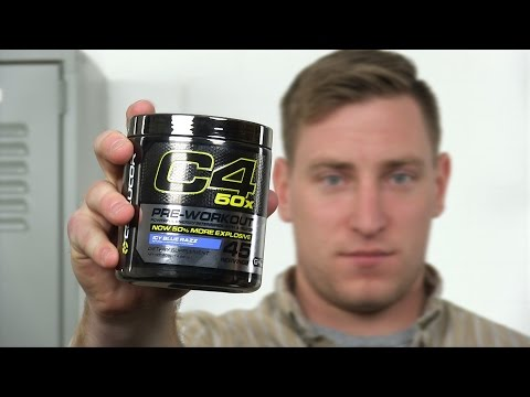 Cellucor C4 Pre-Workout 50x | Lucky Pick Product Review with Andrew