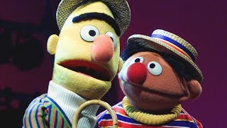 Are Bert and Ernie gay?