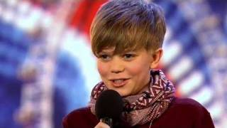 Repeat youtube video Ronan Parke - Britain's Got Talent 2011 Audition - itv.com/talent - UK Version
