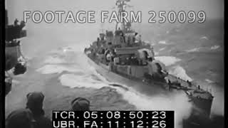 1945, Pacific:  Okinawa Landing - 250099-08 | Footage Farm Ltd