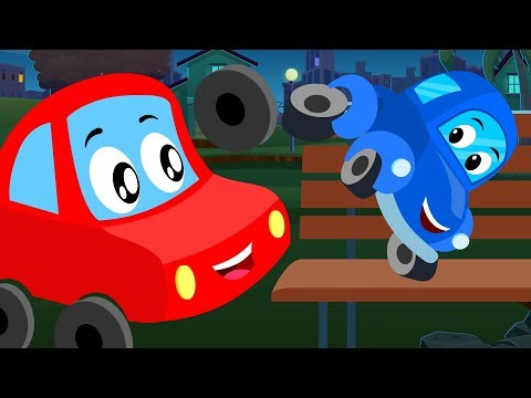 Looby Loo | Little Red Car | Cartoon Video For Toddlers | Nursery Rhymes For Babies By Kids Channel