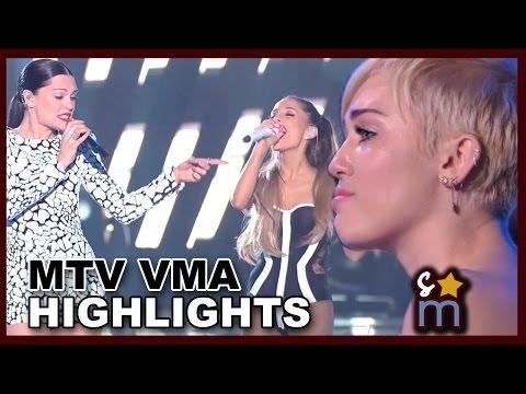 2014 MTV Video Music Awards Highlights: Bang Bang, Miley Cyrus, Taylor Swift, Blue Ivy