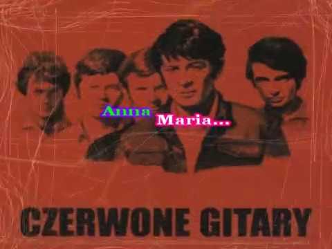 Karaoke Czerwone Gitary - Anna Maria