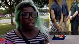 Ratchet FL~12-year-old accused of trying to shoot a transgender woman with a semi automatic weapon