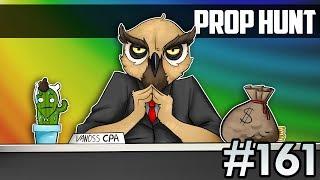PROP HUNTING WITH VANOSS THE TAX MAN! | Prop Hunt #161 Funny Moments Ft. Vanoss, Marcel, Nogla