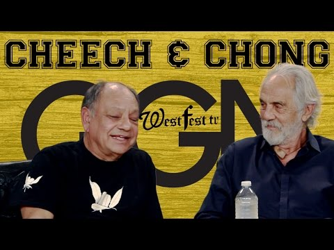 Cheech, Chong & Dogg On GGN