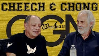 Cheech, Chong & Dogg On GGN