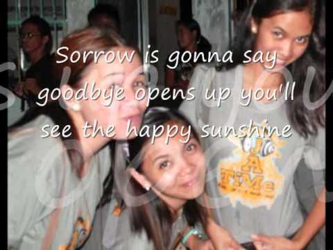 shining friends lyrics
